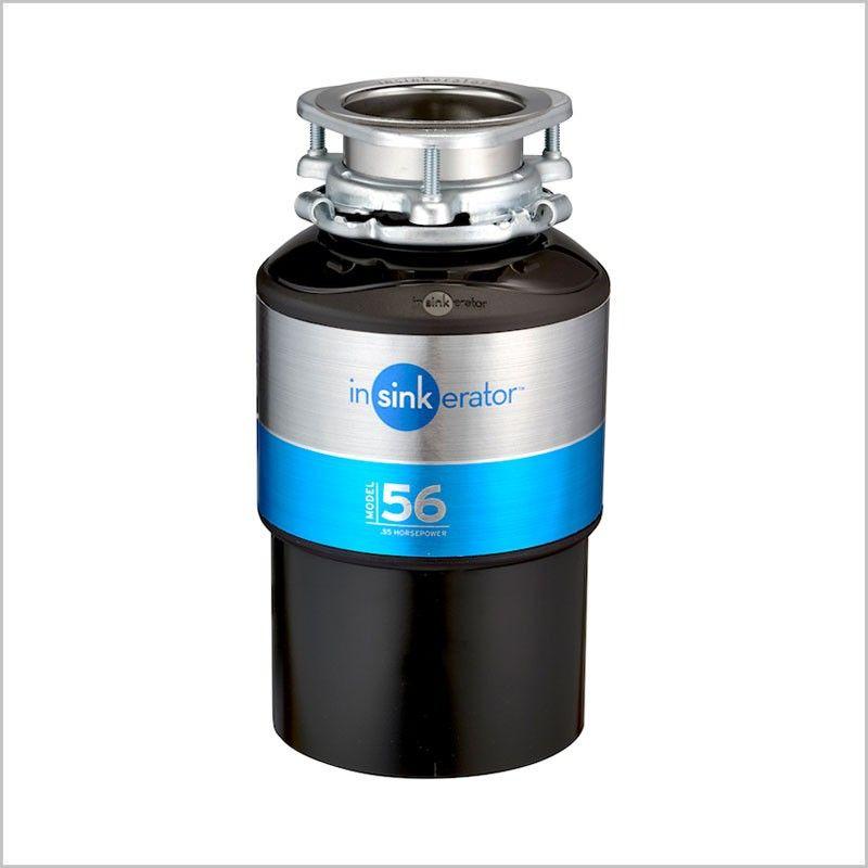 Insinkerator disposer ise 65 for Water triturador
