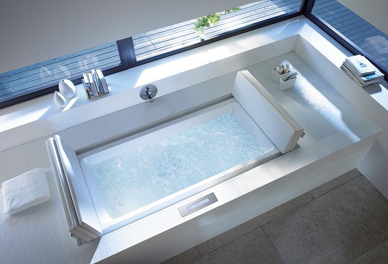 duravit sundeck sundeck bathtub. Black Bedroom Furniture Sets. Home Design Ideas